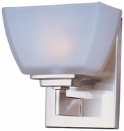Maxim 9031SWSN Angle 1-light Satin Nickel Wall Sconce
