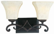 Maxim 21072FLRB Oak Harbor 2 Light Vanity Fixture