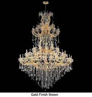 Worldwide 83069 Worldwide 85-light Crystal Style Chandelier Light