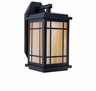 Arroyo Craftsman AVB-6 Avenue Craftsman Outdoor Wall Sconce - 12 inches tall
