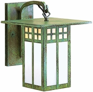 Arroyo Craftsman GB-18 Glasgow Craftsman Outdoor Wall Sconce - 24 inches tall