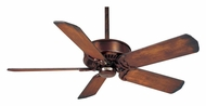 Casablanca 60487 Panama XLP Weathered Copper Finish Ceiling Fan Motor With Blade Options