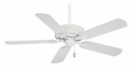 Casablanca 54000 Ainsworth Cottage White 54 Inch Span Home Ceiling Fan