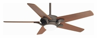 Casablanca 60663 Bel Air Transitional Oil Rubbed Bronze Ceiling Fan Light With Blade Options
