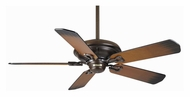 Casablanca 65581 Brescia Brushed Cocoa Home Ceiling Fan With Blade Options