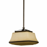 AFX CHP126RBSCT Chesterfied Fluorescent 10.5 inch Diameter Mini-Pendant