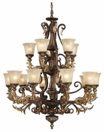 ELK 2166105 Regency Traditional 15-Light Chandelier