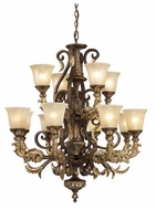 ELK 216584 Regency Traditional 12-Light Chandelier