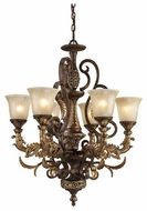ELK 21636 Regency Traditional 6-Light Chandelier
