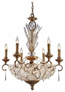 ELK 240466 Senecal 6+6-Light Chandelier