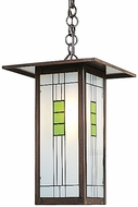 Arroyo Craftsman FH-9L Franklin Craftsman Indoor/Outdoor Pendant Light - 50 inches tall