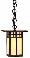 Arroyo Craftsman GH-6L Glasgow Craftsman Outdoor Hanging Pendant - 44.625 inches tall
