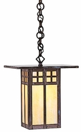 Arroyo Craftsman GH-9 Glasgow Craftsman Outdoor Hanging Pendant - 47 inches tall