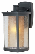 Maxim 3153CDWSBZ Bungalow Medium Bronze Exterior Wall Lamp - 13 Inches Tall