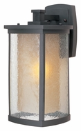 Maxim 3154CDWSBZ Bungalow Large 16 Inch Tall Bronze Outdoor Lighting Sconce