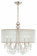 Crystorama 5625 Hampton 5-Lamp Chandelier