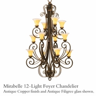 Kalco 5189 Mirabelle 12 Light Foyer Light