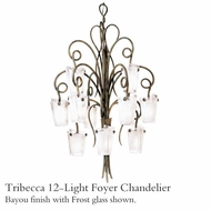 Kalco 4290 Tribecca 12-Light Foyer Light