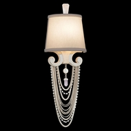Corbett 15711 Flirt 1-lamp Modern Crystal Wall Sconce Lighting
