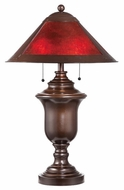 Lite Source LS21438 Gilson Table Lamp with Mica Shade