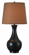 Kenroy Home 32218WBZ Summerfield 30 Inch Tall Modern Warm Bronze Table Lamp