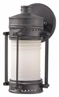 Feiss OL9100OLC Dockyard Oil Can 10 Inch Tall Outdoor Wall Sconce - Small