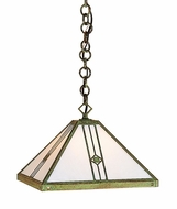 Arroyo Craftsman UH-11 Utopian Craftsman Pendant Light - 28.25 inch long