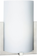 Philips FB5412-36 Bow Small Contemporary Wall Sconce in Satin Nickel