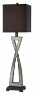 Lite Source LS21880 Raphaela 32 Inch Tall Brushed Dark Gold Modern Table Lamp