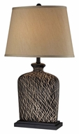 Lite Source LS21961 Sedgwick Fluorescent 27 Inch Tall Transitional Table Lighting