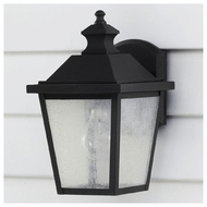 Feiss OL5700BK Woodside Hills Small Outdoor Wall Sconce