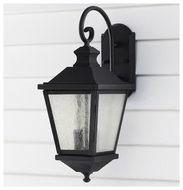 Feiss OL5701BK Woodside Hills Small Exterior Hanging Wall Sconce