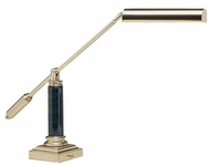 House of Troy P1019161M P10-191 Fluorescent Piano Lamp in Polished Brass
