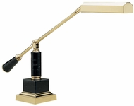 House of Troy P10190M P10-190 Balance Piano Lamp with Black Marble