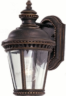 Feiss OL1900-GBZ Castle 1-light 11.75 inch Outdoor Wall Light in Grecian Bronze
