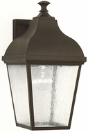 Feiss OL4002-ORB Terrace 1-light 16 inch Outdoor Wall Lamp in Oil Rubbed Bronze