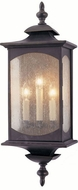 Feiss OL2602-ORB Market Square 2-light 25 inch Outdoor Wall Light in Oil Rubbed Bronze