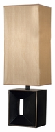 Kenroy Home 03305AMB Niche Contemporary 30 Inch Tall Bed Lamp  - Oil Rubbed Bronze