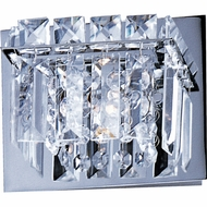ET2 E2325120PC Bangle Crystal Wall Sconce