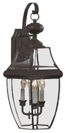 Quoizel NY8318 Newbury 22.5 inches tall outdoor wall light