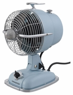 Fanimation Fans FP7958BB 12 Inch Tall Baby Blue Table Fan