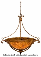 Kalco 4968 Somerset Tortoise Shell 48 inch Pendant Light