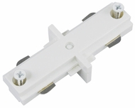 Cal HT286 Straight Connector for Track Lighting