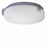 AFX CEF213PCEC Century Fluorescent 13.25 inch Diameter Flush-Mount Ceiling Light