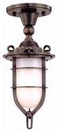 Hudson Valley 6511 New Canaan Nautical Ceiling Light