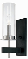 Sonneman 4060 Tuxedo Contemporary Single Sconce