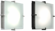 Sonneman 3405 Handkerchief Contemporary Square Sconce 11 inch Light