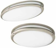 AFX Contemporary Round Energy Star Flush-Mount