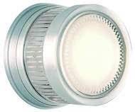 CSL SS1014-SA Gear Modern Flush Mount Ceiling and Wall Light