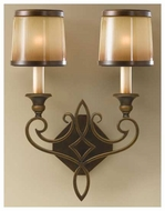 Feiss for Less WB1473ASTB Justine Wall Sconce
